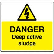 Warn132 - Danger Deep Sludge